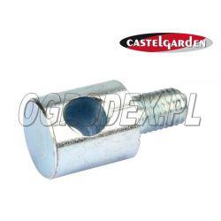 Sworzeń uchwytu kosiska Castel Garden TC102, TC122