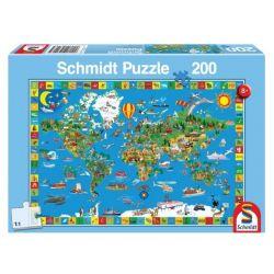 Puzzle - Kolory twojej ziemi