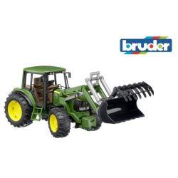 Zabawka Traktor - John Deere 6920 z ładowaczem