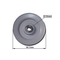 Rolka klinowa śr. 67mm / (A) Husqvarna