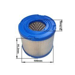 Filtr powietrza B&S 7-16HP wał poziomy