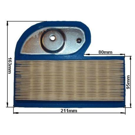 Filtr powietrza Kawasaki 17HP-FH500V nr. 11013-7002