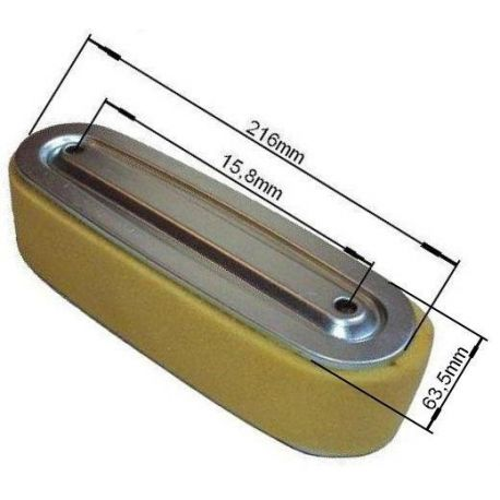 Filtr Powietrza HONDA 11HP GV340, GV400 nr 17211-891-004