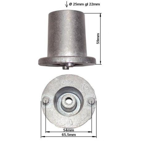 Uchwyt listwy Stiga Multiclip 51S nr 1111-9069-01