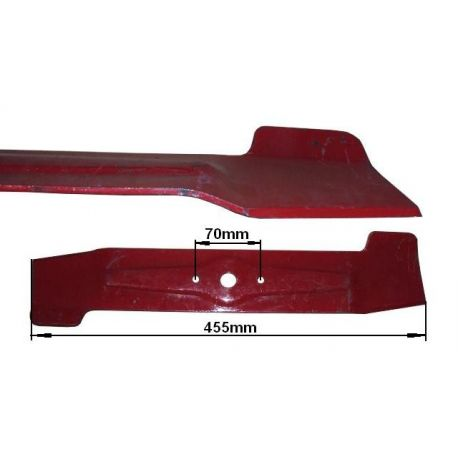 Nóż do kosiarki 45,5cm Mountfield M3, M4 nr. M1336, M4358