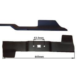 Nóż kosiarki 445mm MTD GE45H, GES45H