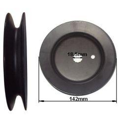 Koło paska klinowego agregatu tnącego MTD nr 756-1188