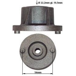 Uchwyt listwy tnącej Stiga Dino45/Dino47/CMI47/MultiClip46 Ø 22,2mm