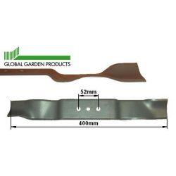 Nóż kosiarki 400mm Collector, Euro 40