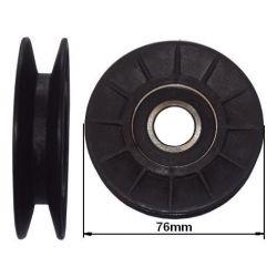 Rolka klinowa śr. 76mm / (B)