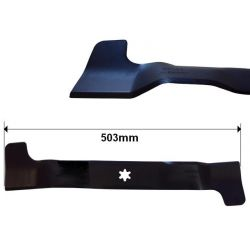 Nóż do traktorka 495mm Husqvarna CTH141 Prawy