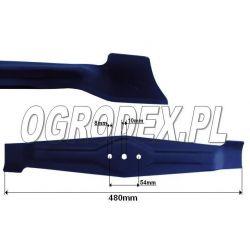 Nóż 480mm Stiga Turbo, Collector, Combi