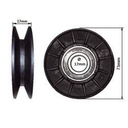 Rolka klinowa śr. 73mm / (A)