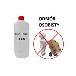 Elektrolit do akumulatorów kwasowych poj. 1 L