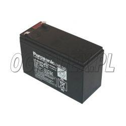 Akumulator żelowy 12V - 7,2Ah Panasonic