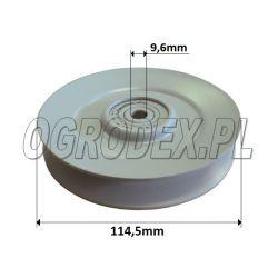 Rolka klinowa śr. 115mm / (A)