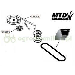 Pasek klinowy B1230La jazdy MTD E/160