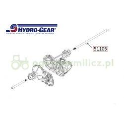 Półoś długa skrzyni Hydro-Gear 618-0389A