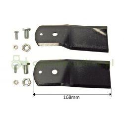 Ostrze noża 168mm Stiga Park 95C
