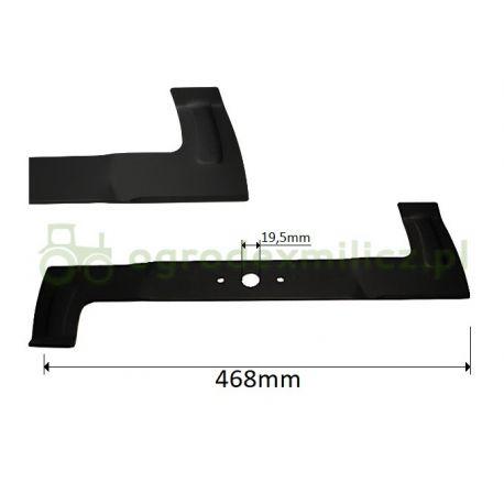 Nóż kosiarki 46,8cm AL-KO Comfort 470, 47B, 47E nr 470831, 531436