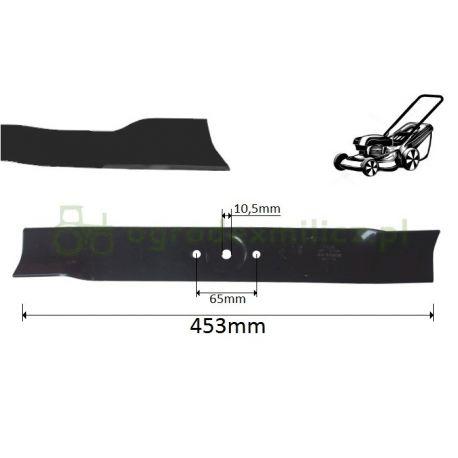 Nóż, listwa tnąca 453mm kosiarki Viking MB460, MB465, MB448T nr 63567020100