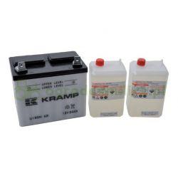Akumulator kwasowy 12V - 24Ah