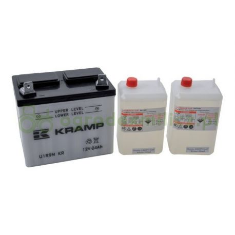 Akumulator kwasowy 24Ah Husqvarna 5065585-01, 5067888-01