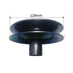 Koło pasowe agregatu tnącego MTD śr. 129mm