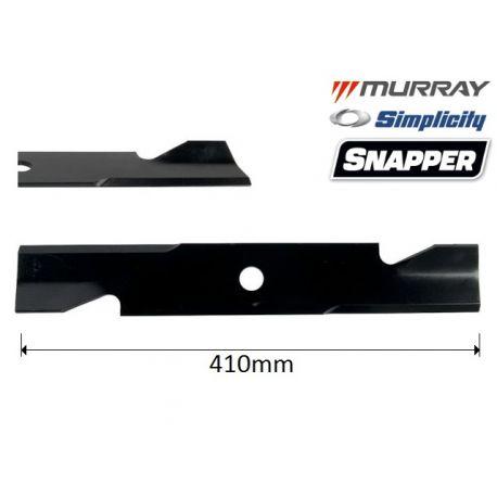 Nóż, listwa tnąca traktorka 41cm Simplicity Courier SZT150, SLT200. Snapper. Murray nr 1739889AYP
