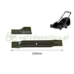 Nóż kosiarki 320mm Wolf-Garten A320E