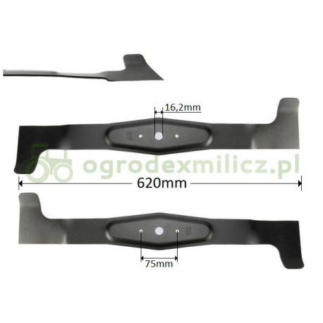 Nóż prawy, lewy traktorka AGS, AXXOM 122cm nr 532-050-422-593, 532-050-422-603