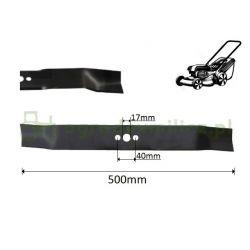Nóż kosiarki 500mm Husqvarna R150SV, R151SV nr 504113301