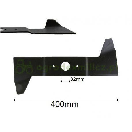 Nóż, listwa tnąca kosiarki 400mm Solo 585, 589 Electro nr 5043327, 5043328
