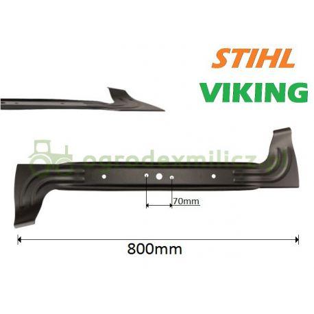 Nóż traktorka 80Cm Stihl RT4082, Viking MR4082 nr 61407020100