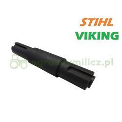 Wałek piasty noża Stihl, Viking MR