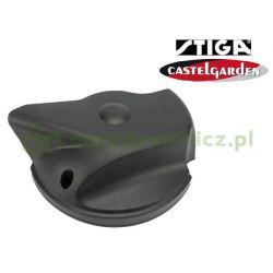 Lewa osłona paska noża traktorka Castel Garden XD130, XD150HD, XD170HD nr 325600079/0