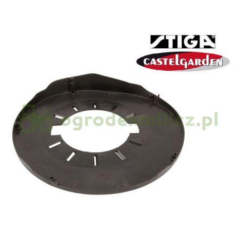 Osłona sprzęgła traktorka Castel Garden EL63, XE70, XE75 nr 327600122/0