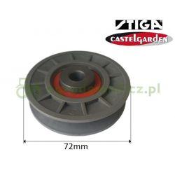 Rolka klinowa śr. 72mm / (A)