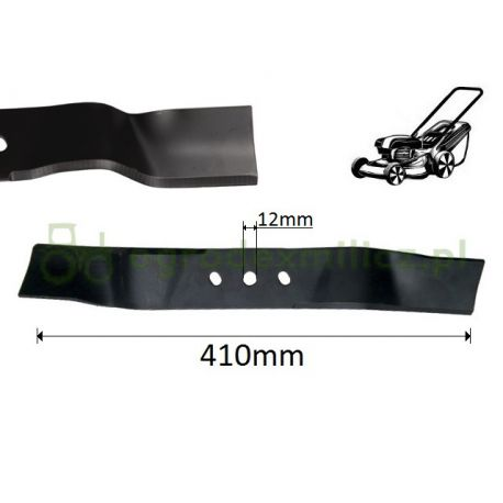 Nóż 41cm kosiarki Dolmar PM410, Makita PLM4110 nr 671001433
