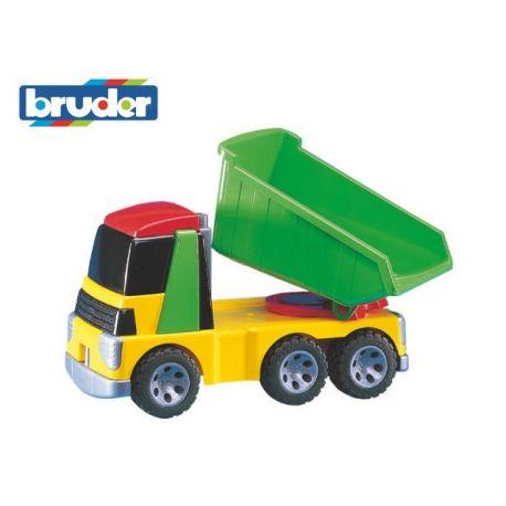Zabawka Bruder 20000 - Ciężarówka wywrotka Roadmax