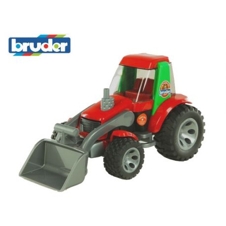 Zabawka Bruder- Ciągnik z ładowaczem Roadmax