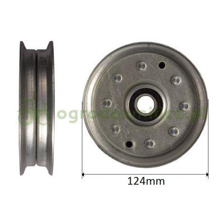 Rolka płaska śr. 124mm MTD Optima, Smart nr 756-05042