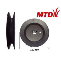 Koło pasowe agregatu tnącego MTD JN135AT, JN160H nr 756-1218