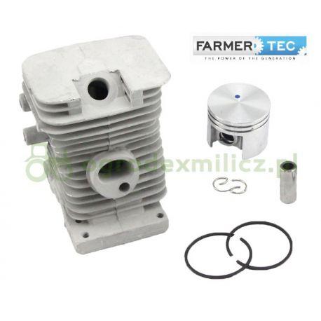 Farmertec Cylinder z tłokiem do piły Stihl MS180 nr 11300201205, 11300201208
