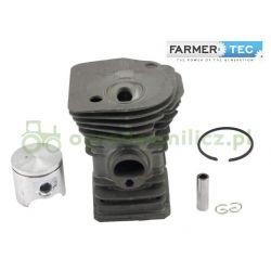 Cylinder kpl. Husqvarna 345 (42mm) Farmertec