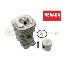 Cylinder kpl. Husqvarna 137 (38mm) Nevada