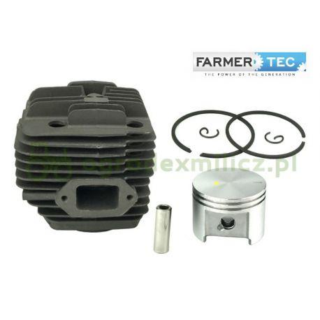 Cylinder z tłokiem przecinarki Stihl TS400 nr 42230201200 - Farmertec