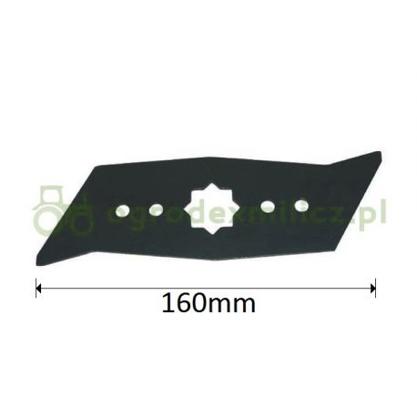 Nóż wertykulatora Wolf-Garten UV30EV, UV32EL nr 3568400