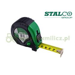 Metrówka gumowana 5m - Stalco