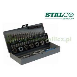 Zestaw gwintowników 32 elementy - Stalco